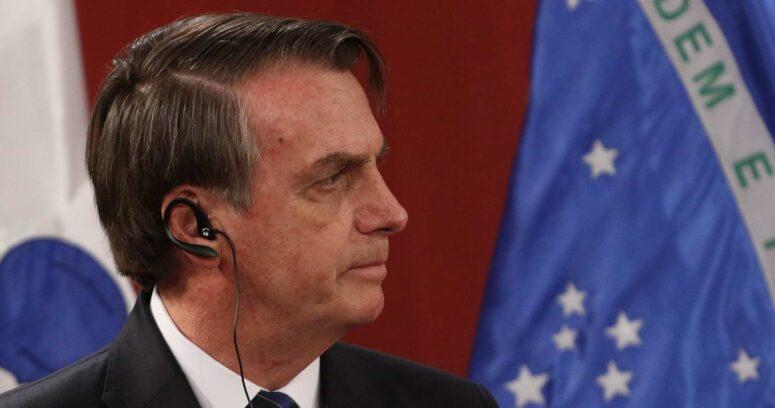 Convocan protestas para pedir la salida del poder de Bolsonaro