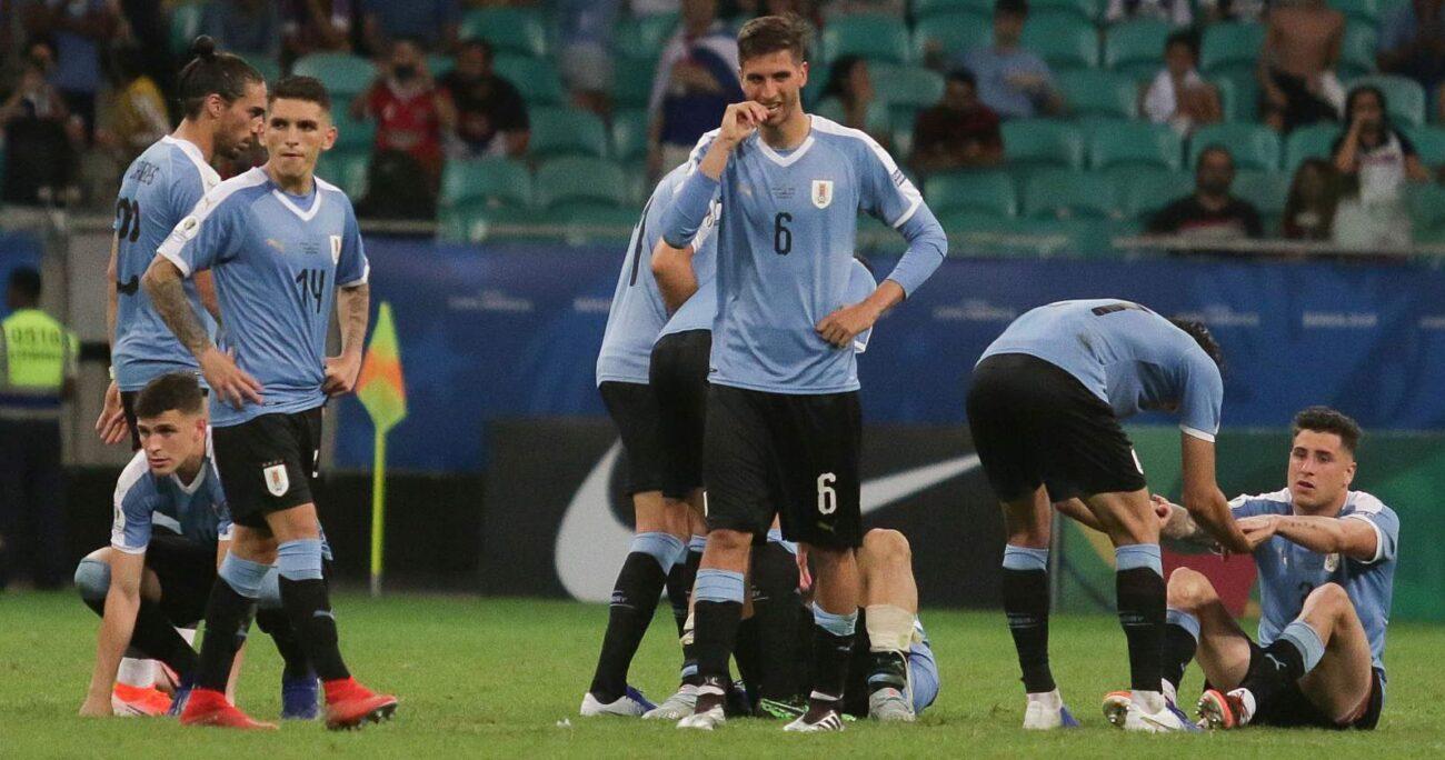 El hecho fue consignado por la Asociación Uruguaya de Fútbol y Conmebol. AGENCIA UNO/ARCHIVO