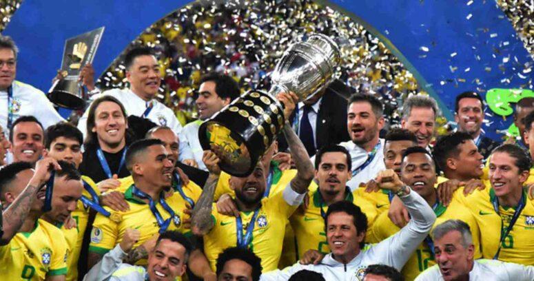 """""""Corte Suprema de Brasil dio luz verde a la realización de la Copa América"""""""