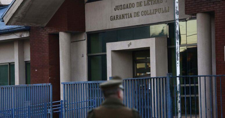 """""""Protección especial para víctima de secuestro en Collipulli"""""""