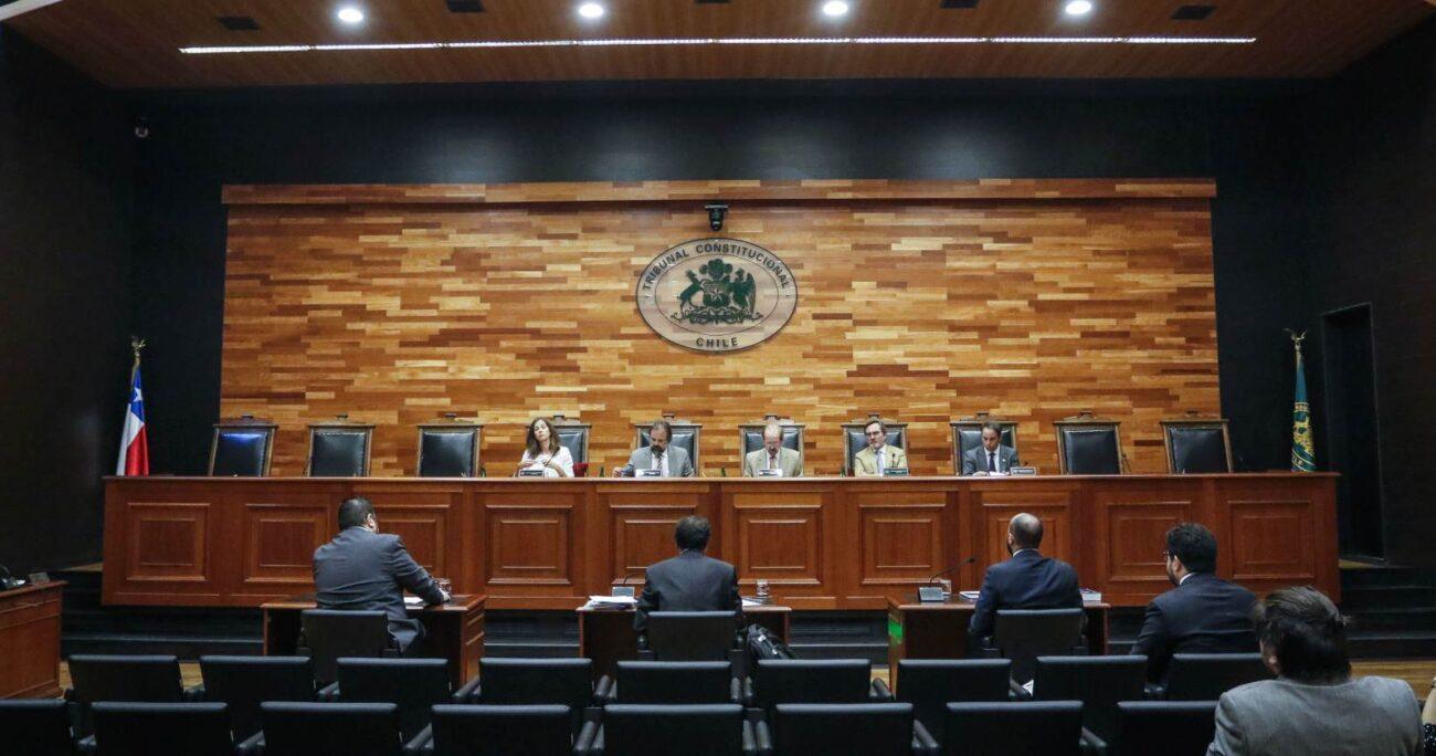 El requerimiento contra el fin de la selección surgió por un caso de Concepción. AGENCIA UNO/ARCHIVO