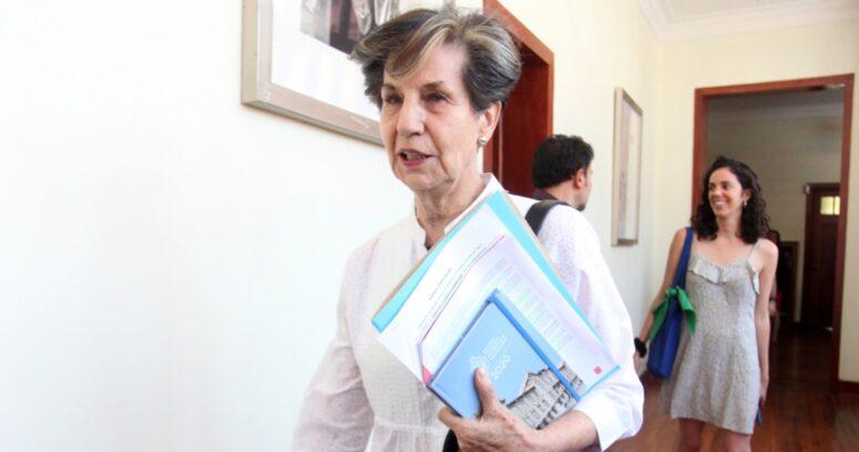 """Senadora Allende: """"Lo más probable es que la candidatura DC sea Yasna Provoste"""""""