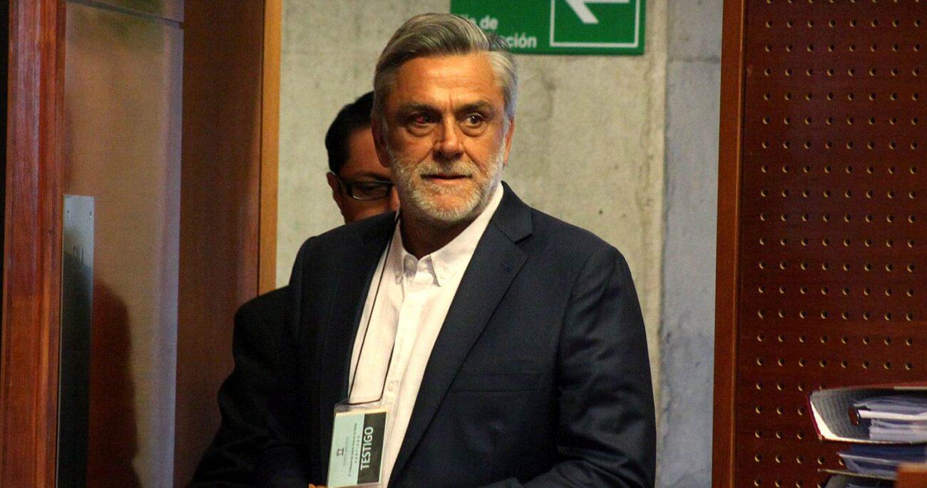 El ex ministro de Economía entregó su opinión a través de una carta a El Mercurio. AGENCIA UNO/ARCHIVO