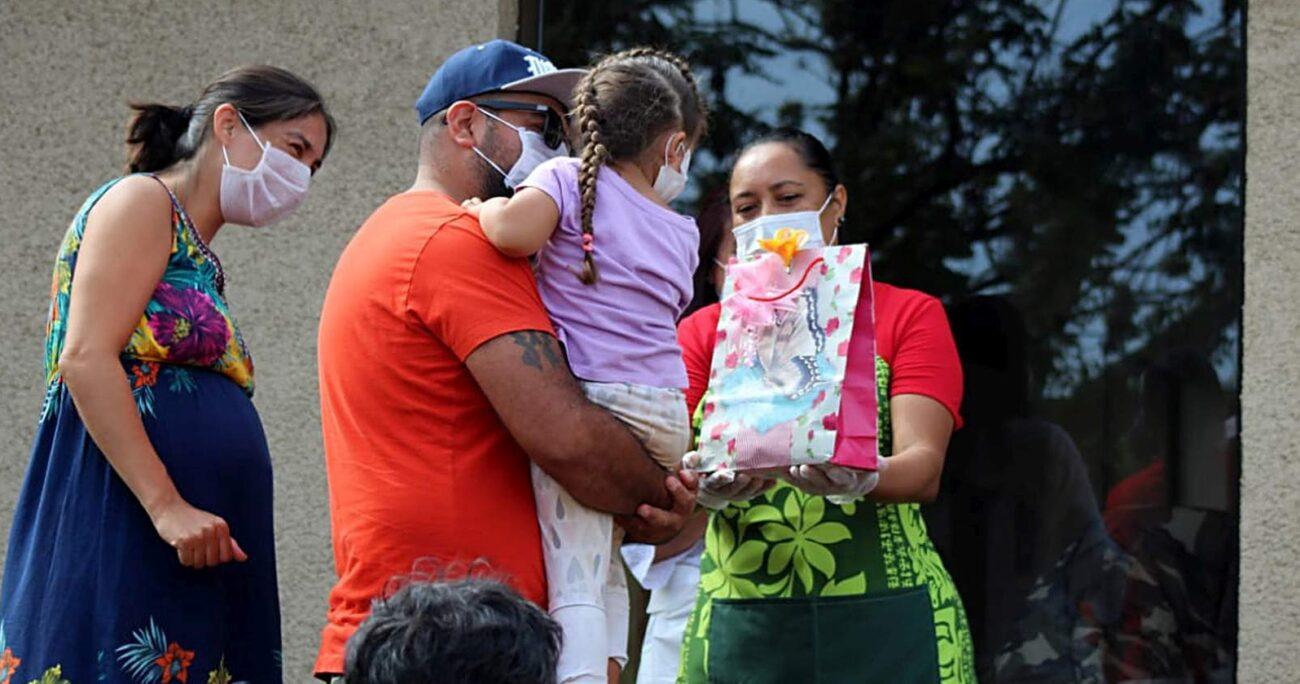 La isla lleva 14 meses sin registrar brotes de contagios entre su comunidad. AGENCIA UNO/ARCHIVO