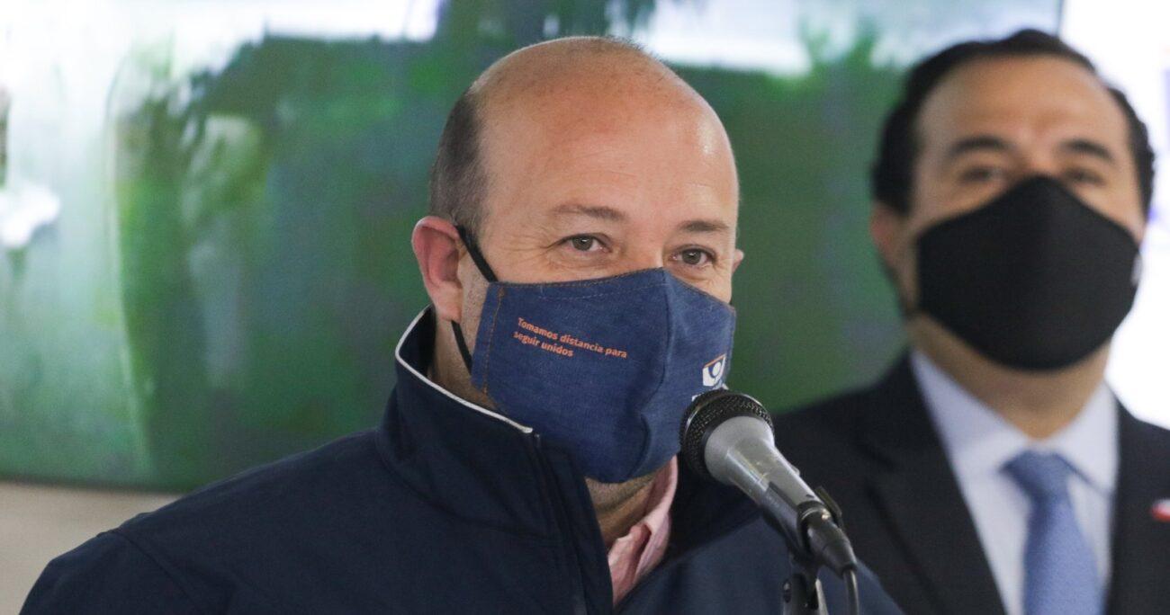 La Fiscalía Oriente solicitó al tribunal la ampliación de la detención de los imputados, quienes serán formalizados el próximo lunes. AGENCIA UNO/ARCHIVO