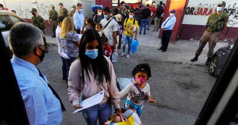 """""""Ocho de cada diez migrantes venezolanos no puede cubrir su alimentación"""""""