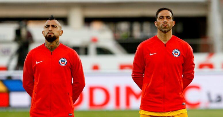 VIDEO – Claudio Bravo y Arturo Vidal cumplen el deseo de todos los hinchas