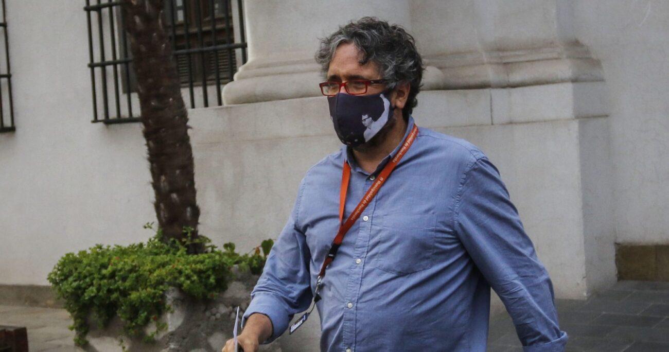 Carlos Cuadrado fue reelecto en Huechuraba en las elecciones del 15 y 16 de mayo. AGENCIA UNO/ARCHIVO