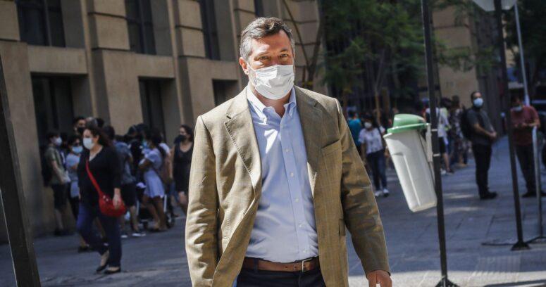 """""""Sichel emplaza a Lavín tras participar en actividad del Gobierno:"""