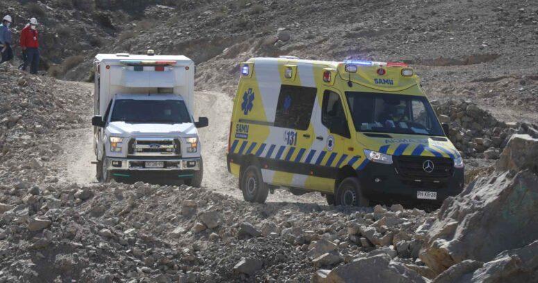 Hallan cuerpo de persona desaparecida tras accidente minero en Ovalle