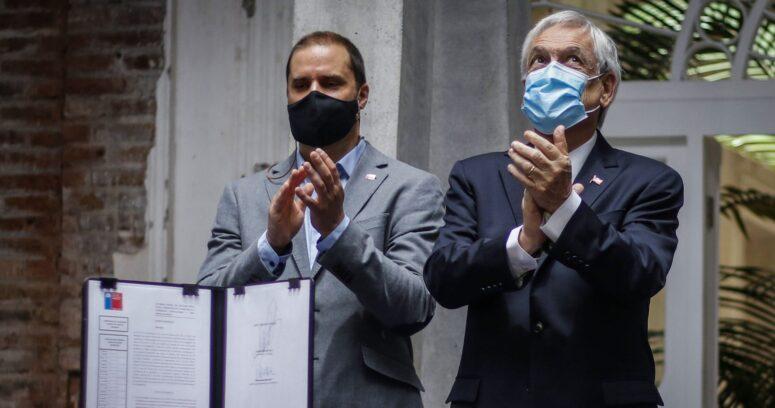 """""""Gobierno anuncia decreto para convocar primera sesión de la Convención Constitucional"""""""