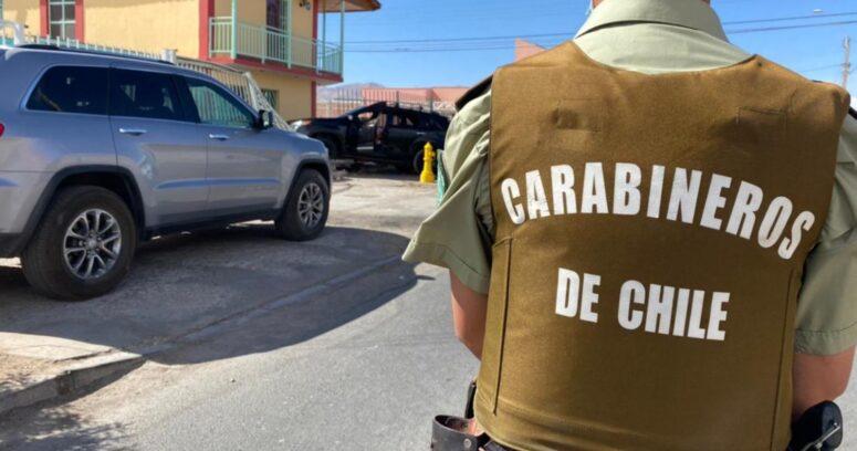 """""""Chillán: vecinos frustran intento de ocupación ilegal de vivienda"""""""