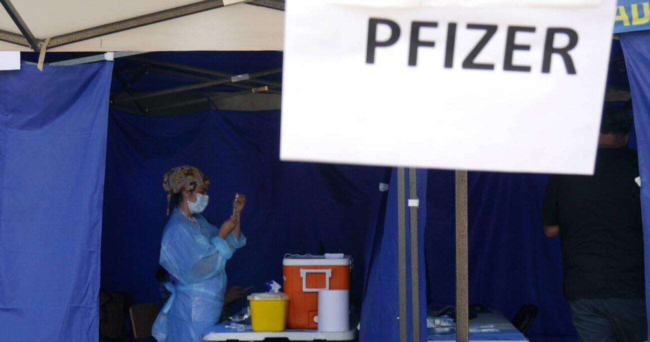 """""""Antes de hacer cada acuerdo le preguntamos a los países si quieren acceder a esa vacuna"""", dijo el representante."""