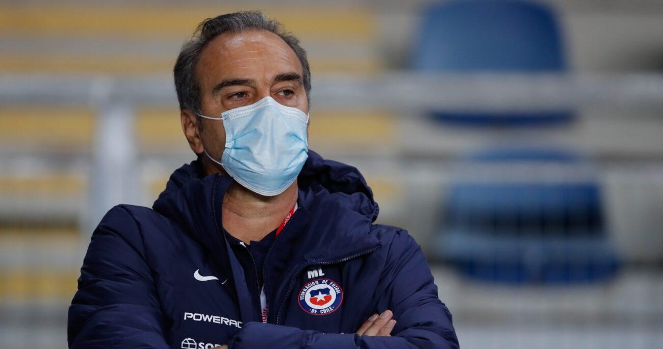 El estratega afirmó que el caso de Vidal no provocaría más contagios en la selección nacional. AGENCIA UNO/ARCHIVO