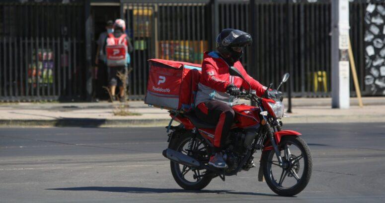 """""""Quiénes son y cómo evalúan su trabajo los repartidores de delivery"""""""