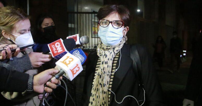 """""""Tribunal Constitucional sanciona a María Luisa Brahm por acoso laboral"""""""