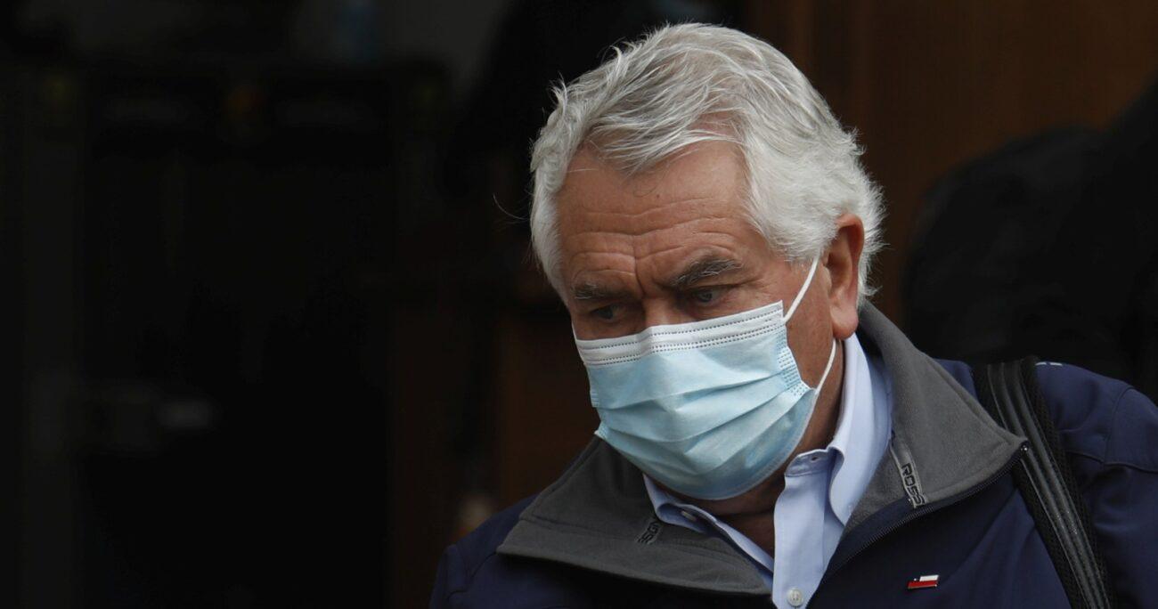 El secretario de Estado afirmó que el presidente Piñera recibió la propuesta del Colegio Médico. AGENCIA UNO/ARCHIVO