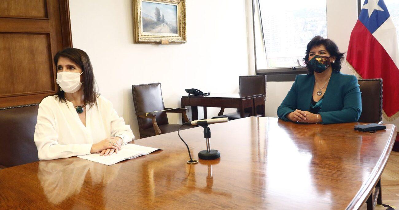 Provoste aún no confirma que será la abanderada presidencial de la DC. AGENCIA UNO/ARCHIVO