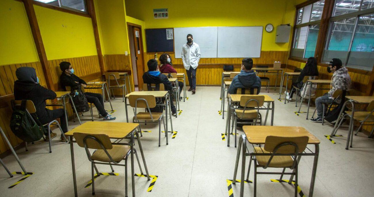 Las universidades contarán con más tiempo para desarrollar, perfeccionar y promocionar sus programas de acceso a las carreras de Pedagogía. AGENCIA UNO/ARCHIVO