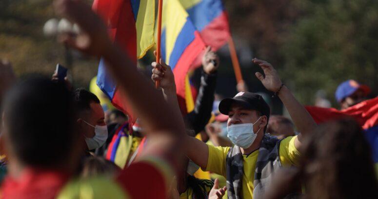 Ministerio de Defensa Colombia confirma 21 muertos en el marco de las protestas