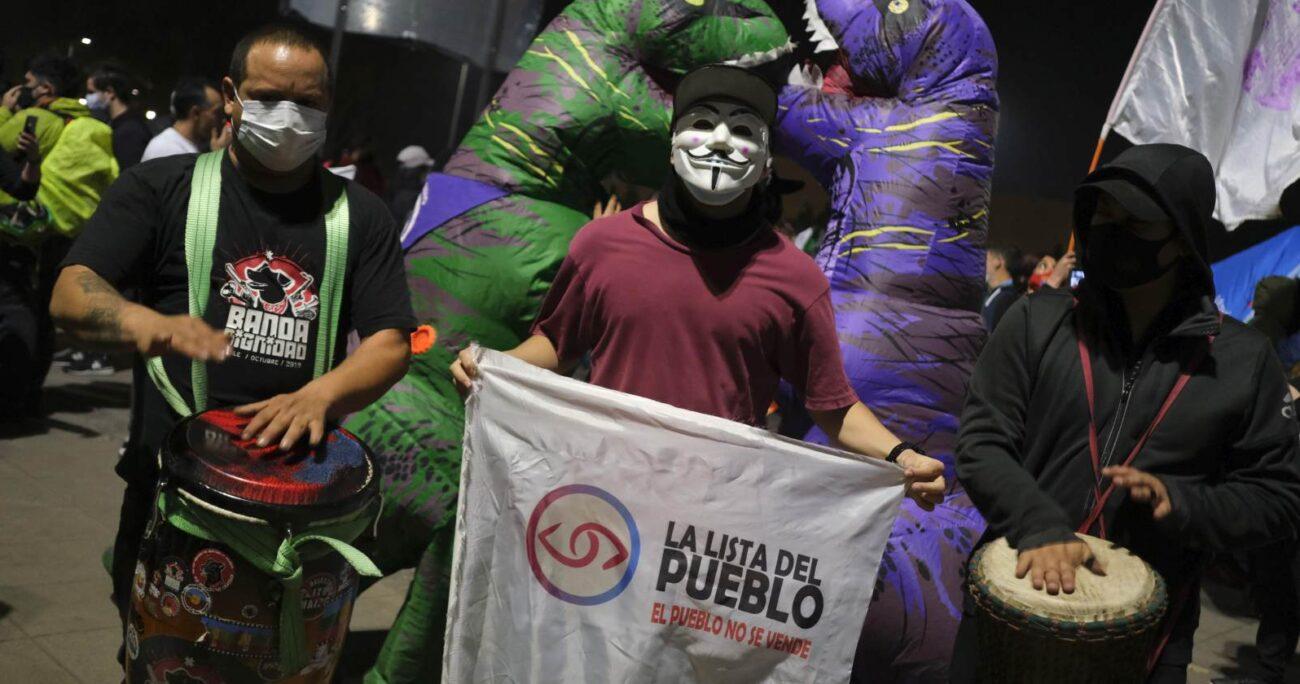 La agrupación pidió a las autoridades facilitar la participación de los independientes en la próxima elección. AGENCIA UNO/ARCHIVO
