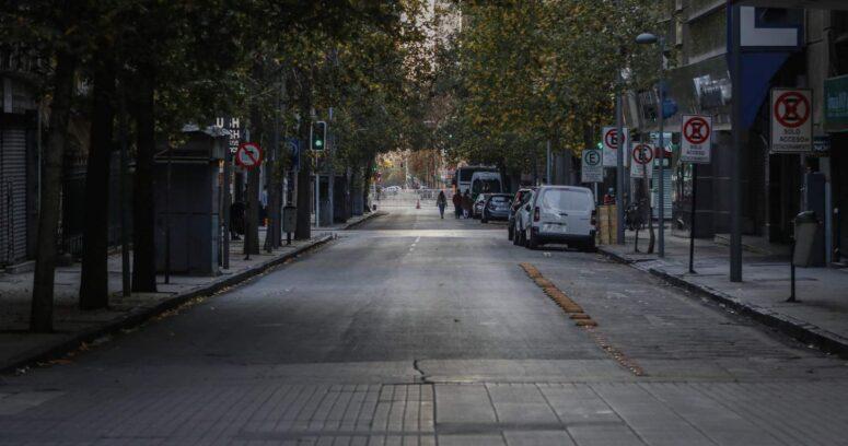 """""""Comunas en cuarentena promediaron baja del 25% en la movilidad en mayo"""""""