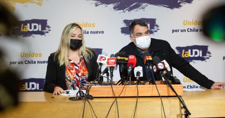 UDI pone en jaque a La Moneda: no aprobará estado de catástrofe sin cambios a cuarentenas y toque de queda