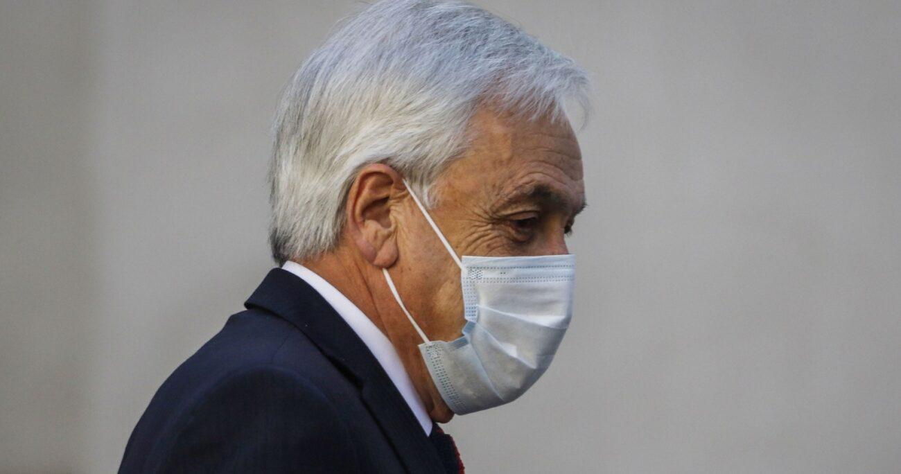 La Moneda anuncia suspensión de gira europea de Presidente Piñera por