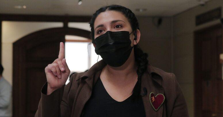 """""""Karol Cariola y otros cinco diputados son sancionados por participar en programas de TV"""""""