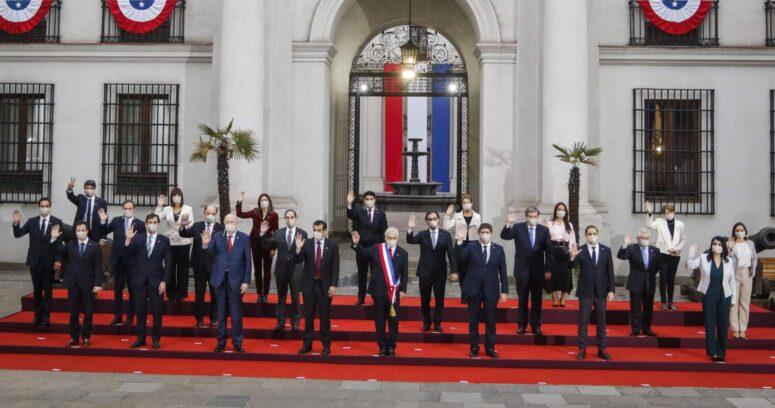 """""""Uno a uno: el apoyo al matrimonio igualitario en el gabinete de Piñera"""""""