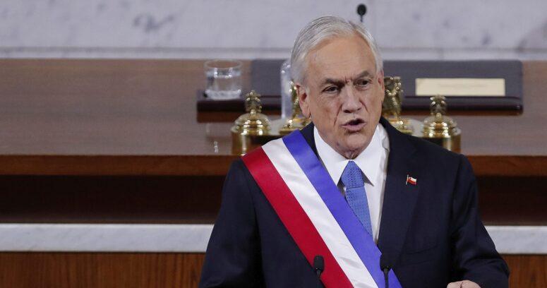 """""""Piñera entrega su última Cuenta Pública marcada por la crisis sanitaria"""""""