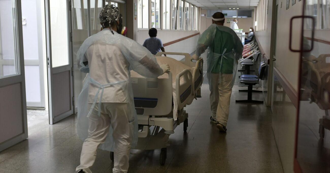 El número total de muertos asciende a 31.645 en el país. AGENCIA UNO/ARCHIVO