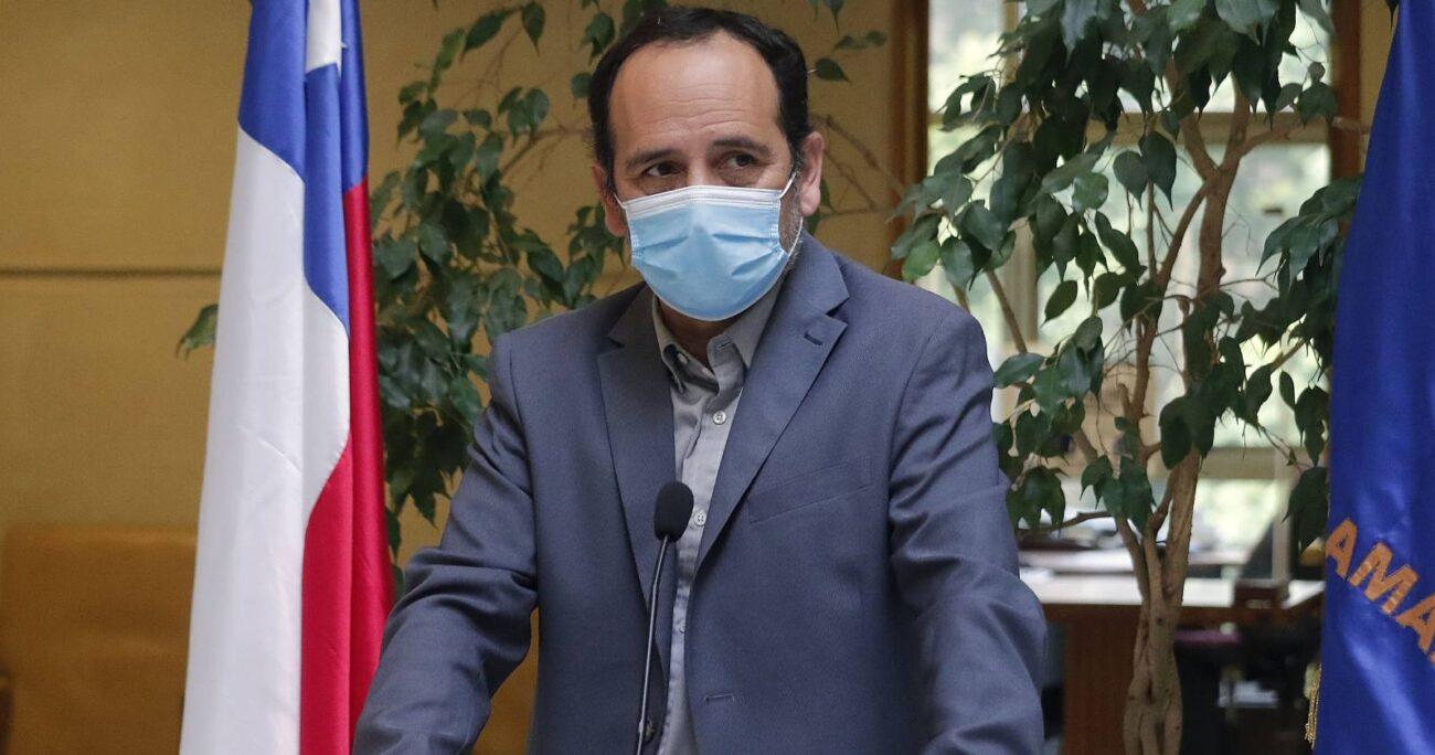 Núñez fue enfático en señalar que el gobierno hace una interpretación mañosa de la ley. AGENCIA UNO/ARCHIVO