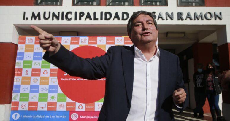 Candidato a alcalde de San Ramón presenta querella contra Aguilera por fraude electoral