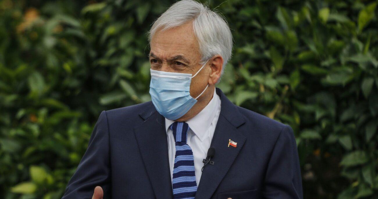 Sebastián Piñera realizará una gira internacional a países europeos a partir del próximo 22 de junio. AGENCIA UNO/ARCHIVO