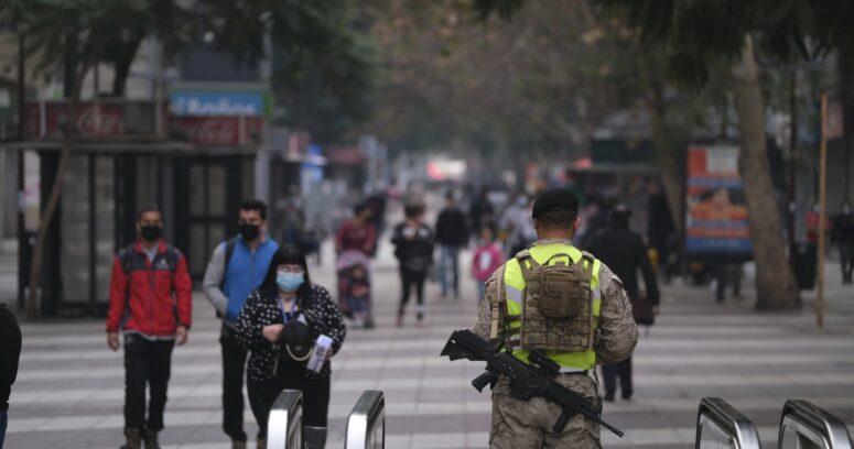 """""""Toda la Región Metropolitana retrocederá a cuarentena a partir de este sábado"""""""