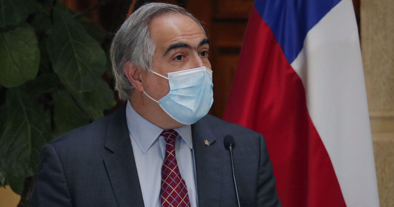 El senador Francisco Chahuán lamentó los distintos intentos de enlodar este proceso electoral. AGENCIA UNO/ARCHIVO
