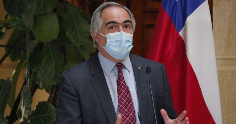 """Constituyentes de RN le quitan el piso a Chahuán: """"No recibiremos órdenes de partidos"""""""