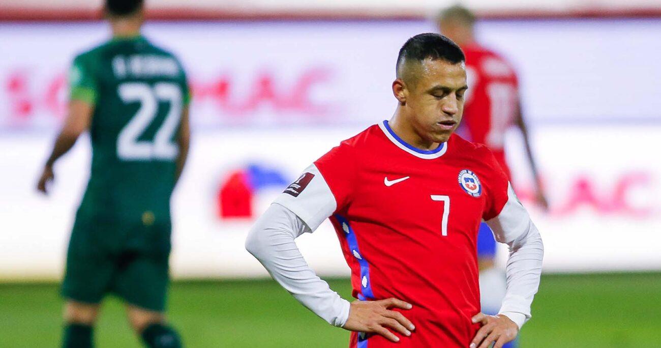 Alexis Sánchez queda fuera de primera fase de la Copa América por dolencia muscular