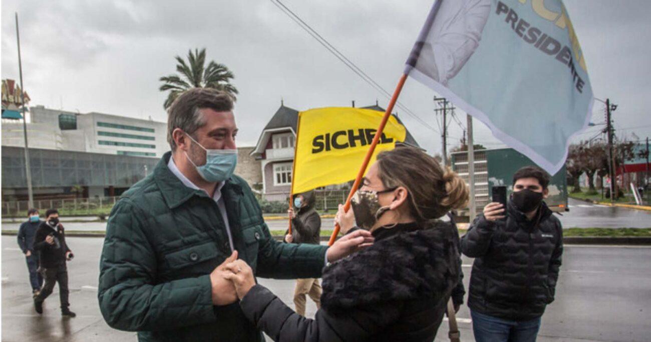 El ex ministro de Desarrollo Social, Sebastián Sichel, registra un 19,0% de aprobación dentro de Chile Vamos. ARCHIVO/AGENCIAUNO