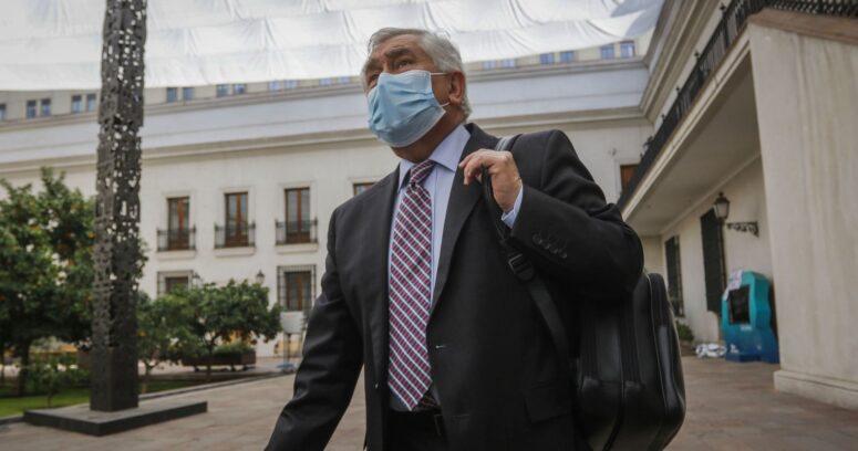 """""""Ministro Paris anunció reuniones para evaluar cambios al plan Paso a Paso"""""""