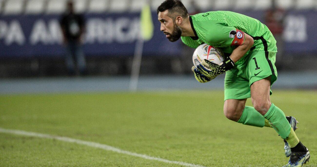 Chile y Uruguay empatan partido de Copa América en Cuiabá