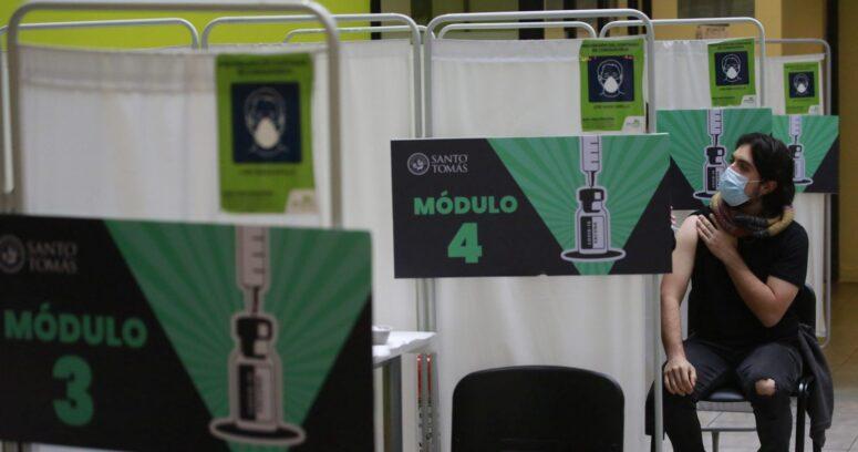 """""""Vacunación COVID-19 llegó a instituciones de educación superior"""""""