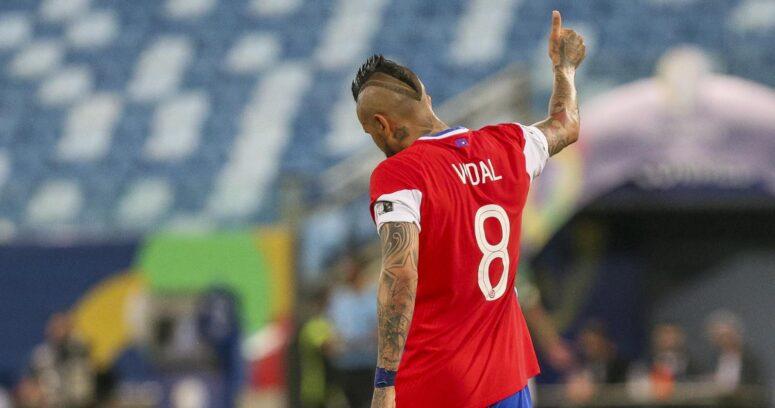 El mensaje de Arturo Vidal en medio de turbulenta jornada de la Selección