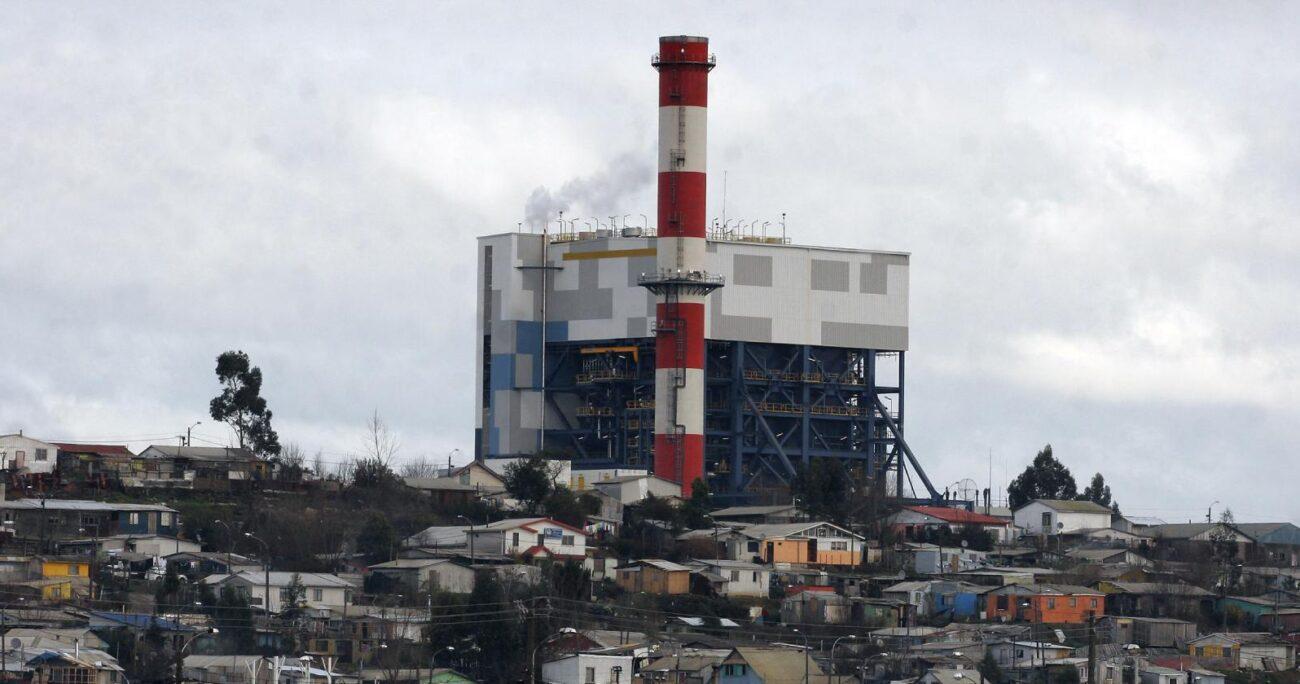 La iniciativa prohíbe la instalación y funcionamiento de plantas de generación termoeléctrica a carbón en todo el territorio nacional. AGENCIA UNO/ARCHIVO
