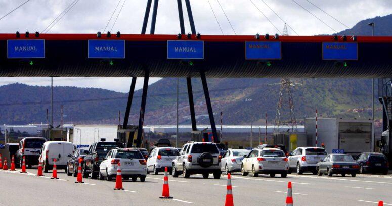 """""""4.241 vehículos fueron devueltos por Carabineros durante el fin de semana largo"""""""