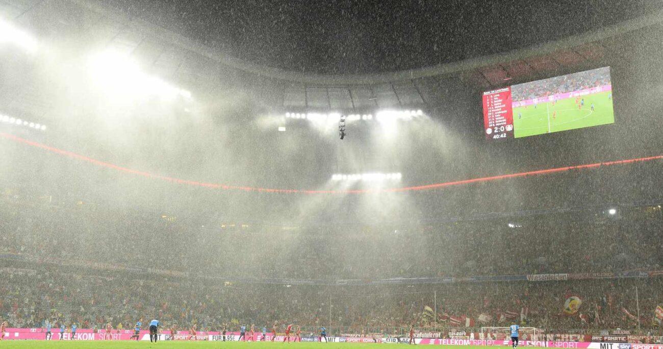 El estadio Allianz Arena recibirá el encuentro entre Alemania y Hungría. AGENCIA UNO/ARCHIVO