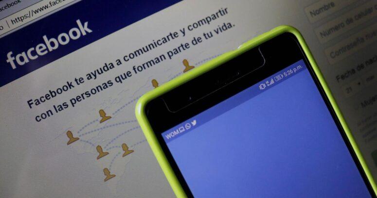 """""""Reportan caída global de Facebook, Instagram y WhatsApp"""""""