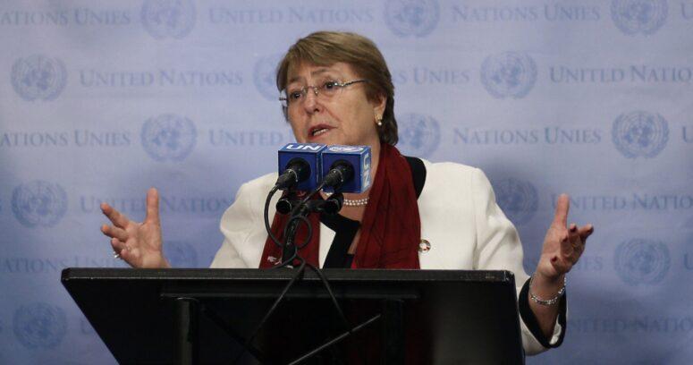 Bachelet hace un llamado a la calma tras las elecciones en Perú