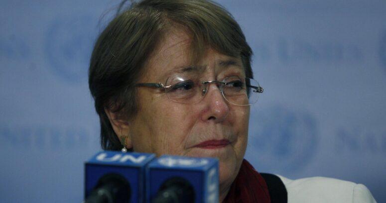 """Bachelet """"alarmada"""" por la violencia en la campaña electoral de México"""